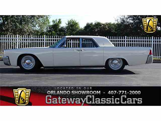 Picture of '62 Continental - ME5F