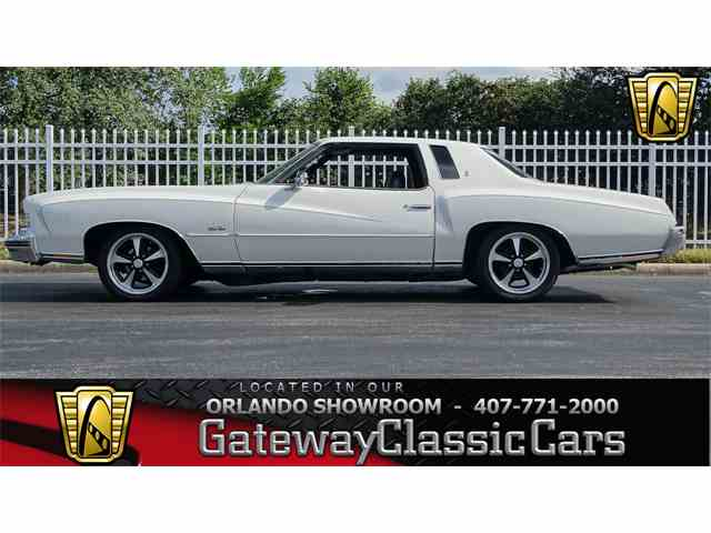 Picture of '73 Chevrolet Monte Carlo - $13,995.00 - ME5G