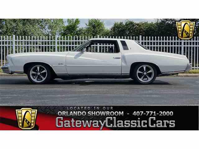 1973 Chevrolet Monte Carlo | 1044772
