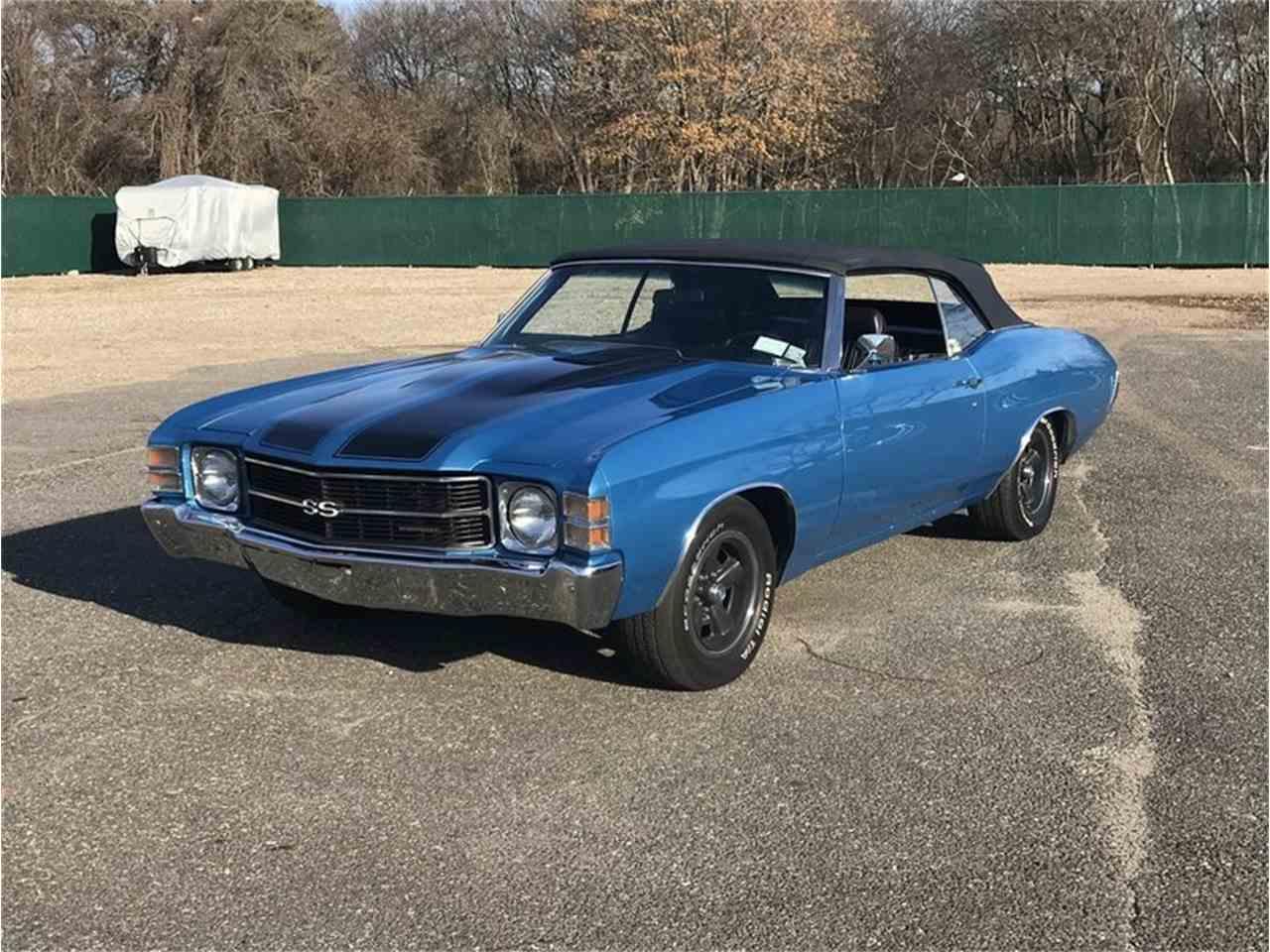1971 Chevrolet Chevelle SS for Sale - CC-1044782