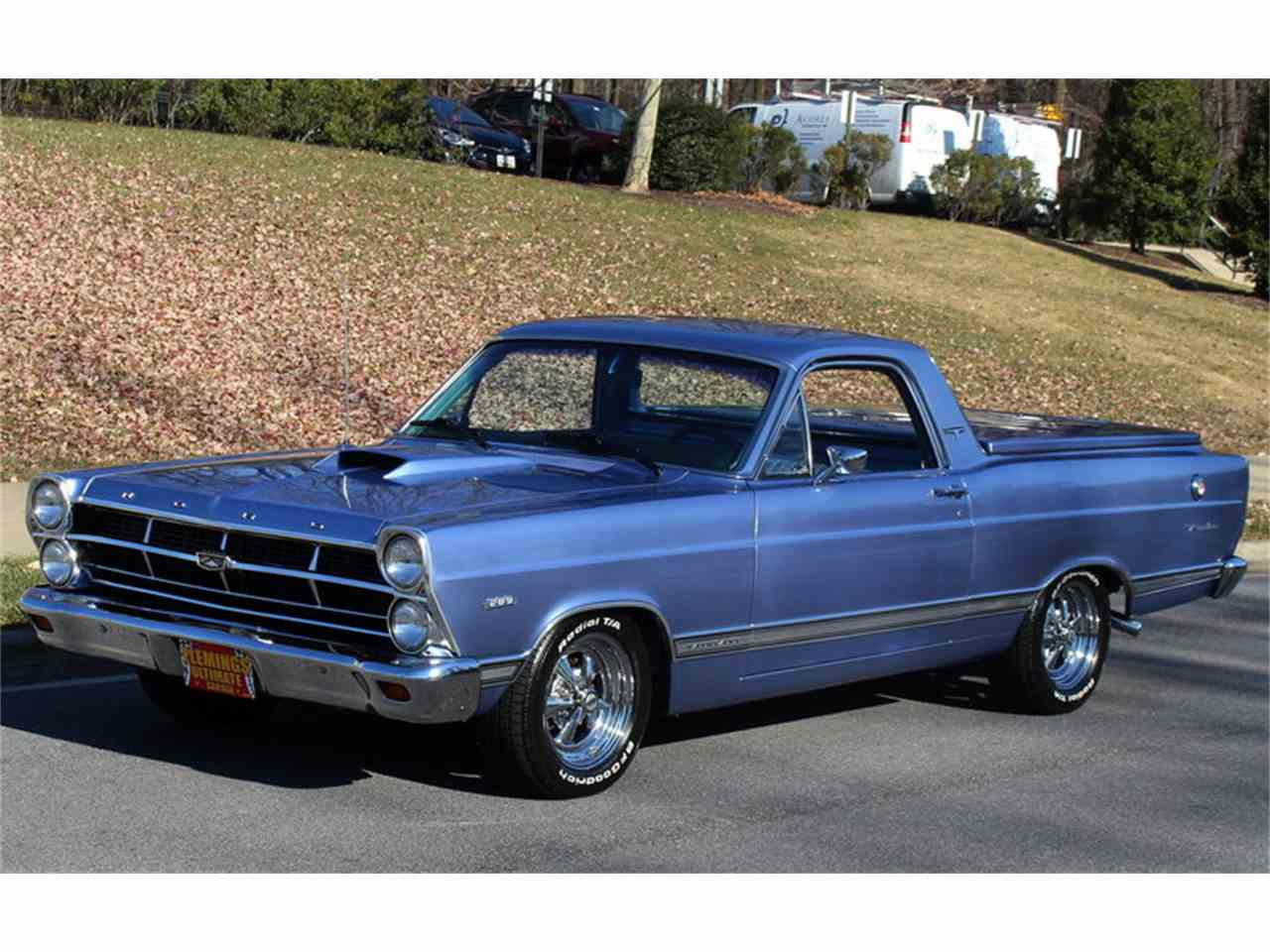 Trucks For 5000 And Under >> 1967 Ford Ranchero for Sale | ClassicCars.com | CC-1044789
