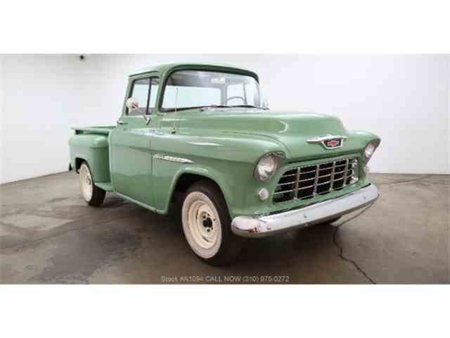Picture of 1955 Chevrolet 3100 - $32,500.00 Offered by Beverly Hills Car Club - MAU9