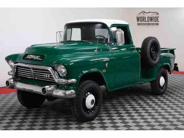 1957 GMC 100   1044810