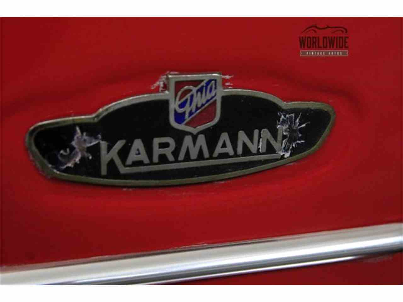 Large Picture of '65 Karmann Ghia - ME6R
