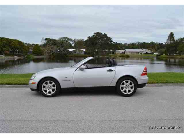 Picture of '98 SLK-Class - ME73