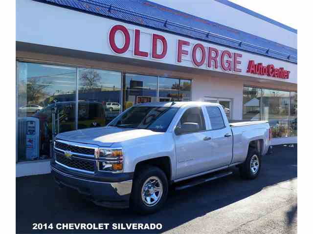 Picture of '14 Silverado - MAUC