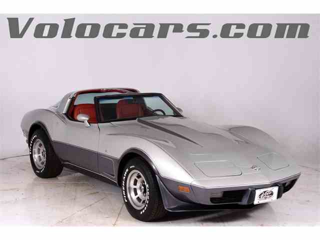 Picture of '78 Corvette Anniversary Edition - ME7C