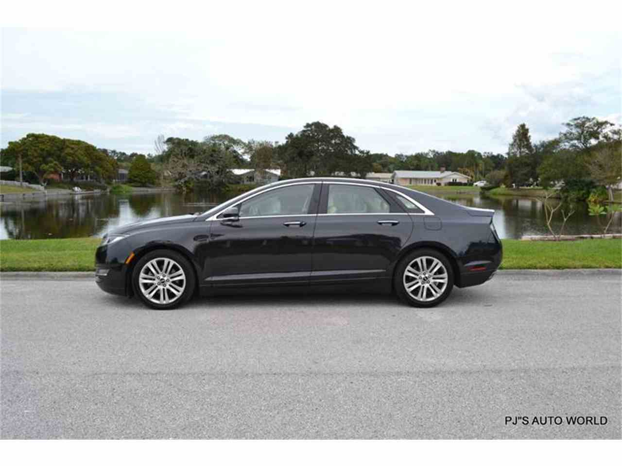 2014 Lincoln MKZ for Sale - CC-1044843