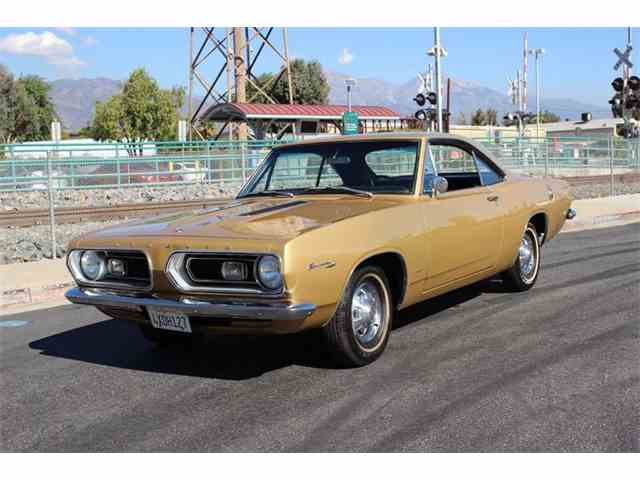 1967 Plymouth Barracuda | 1040485