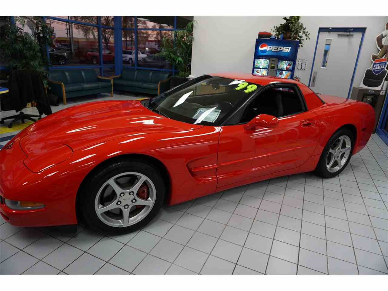 Large Picture of '99 Corvette - ME7V