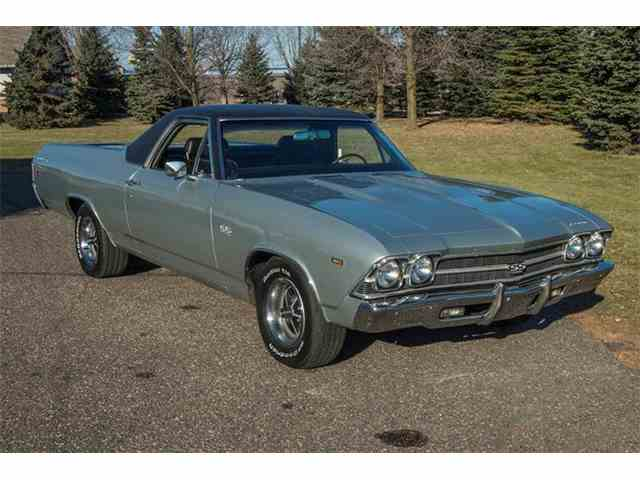 Picture of Classic '69 El Camino - $24,950.00 Offered by Ellingson Motorcars - ME86