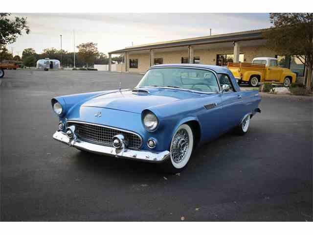 Picture of '55 Thunderbird - MAUK