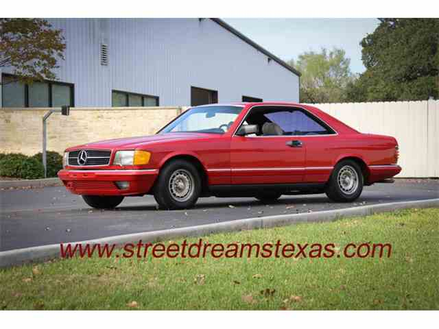 1983 Mercedes-Benz 500 | 1040493