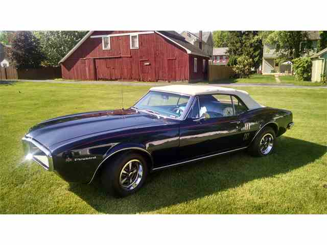 Picture of '67 Firebird - MEAX