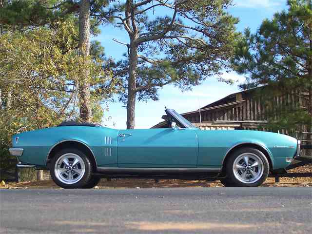 1968 Pontiac Firebird | 1044985