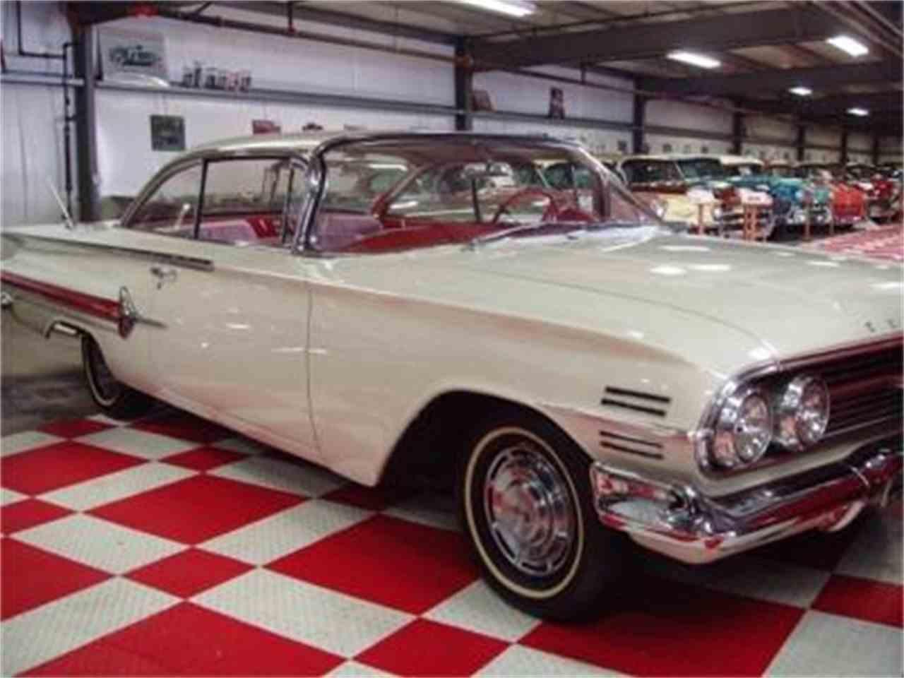 1960 chevrolet impala for sale cc 1044997. Black Bedroom Furniture Sets. Home Design Ideas