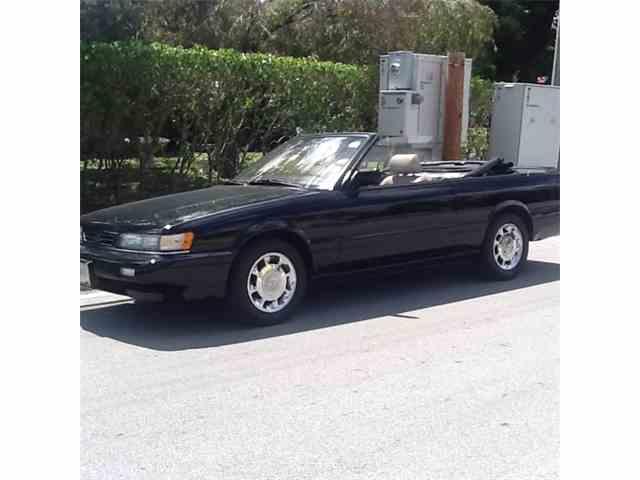 1992 Infiniti M30 | 1045007