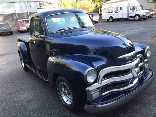 1954 Chevrolet 1 Ton Pickup | 1040501