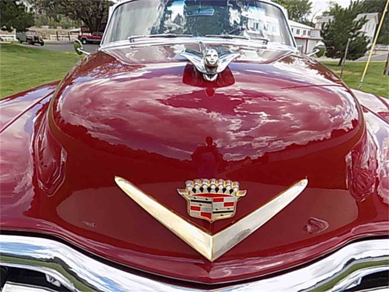 Large Picture of '53 Convertible - MEC5