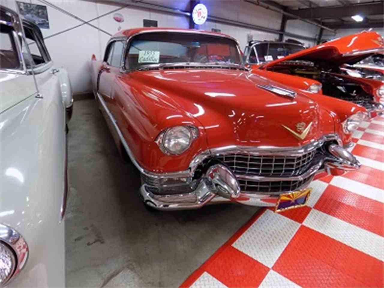 Large Picture of Classic '55 Cadillac Series 62 Offered by Ardell Brown Classic Cars - MEC6