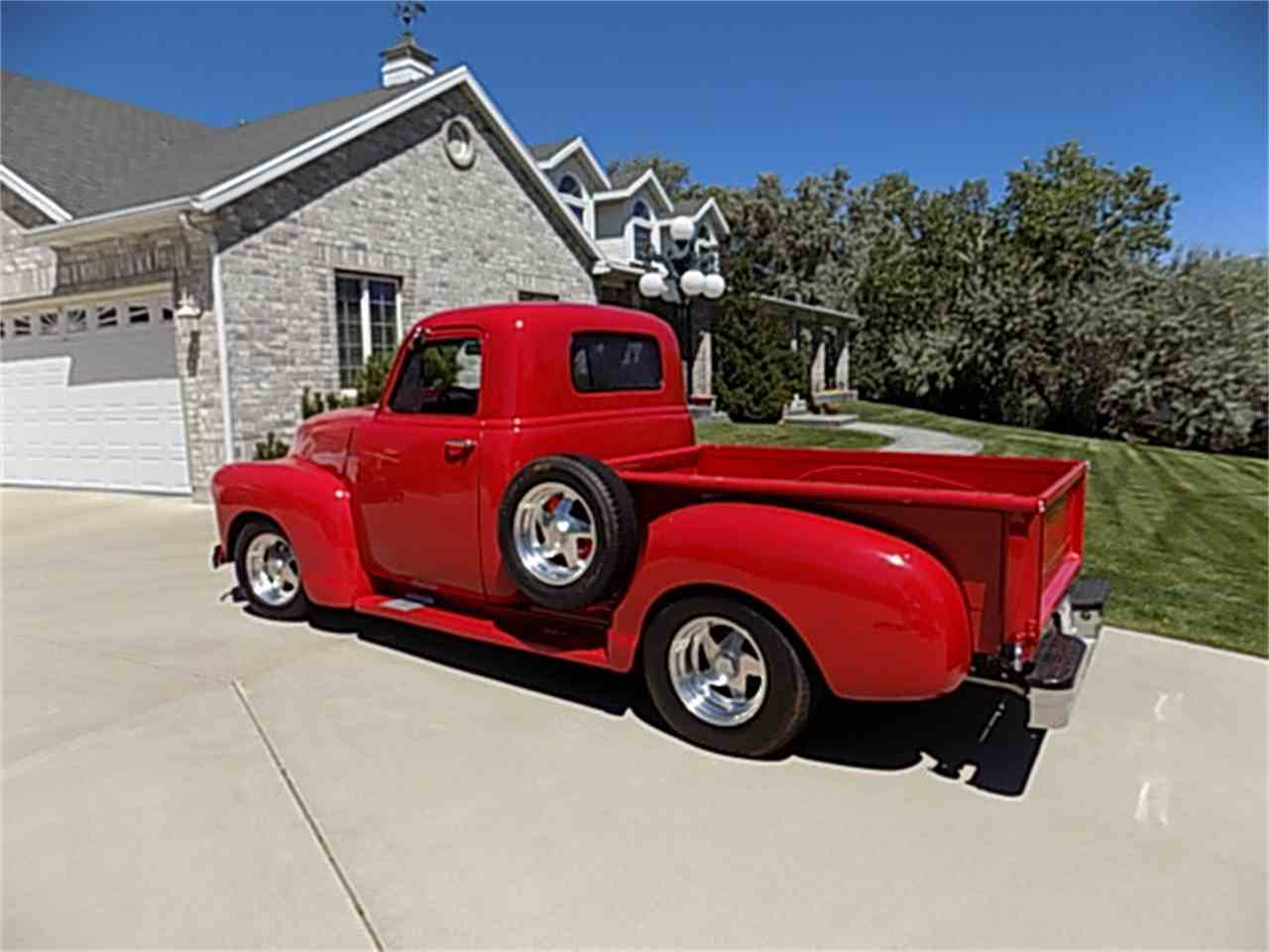Large Picture of '54 Pickup - MECI