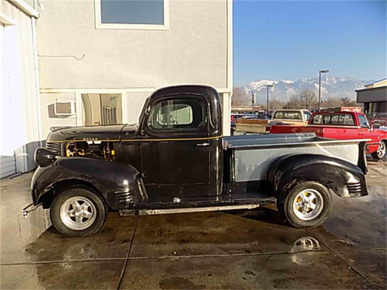 1947 dodge pickup for sale cc 1045053. Black Bedroom Furniture Sets. Home Design Ideas