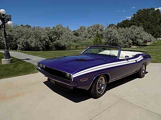 Picture of Classic 1970 Challenger - $89,995.00 Offered by Ardell Brown Classic Cars - MEDC