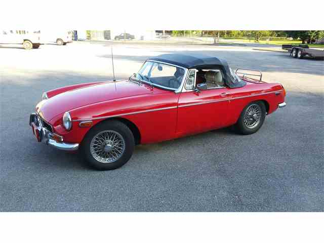 Picture of '74 MGB - MEDR
