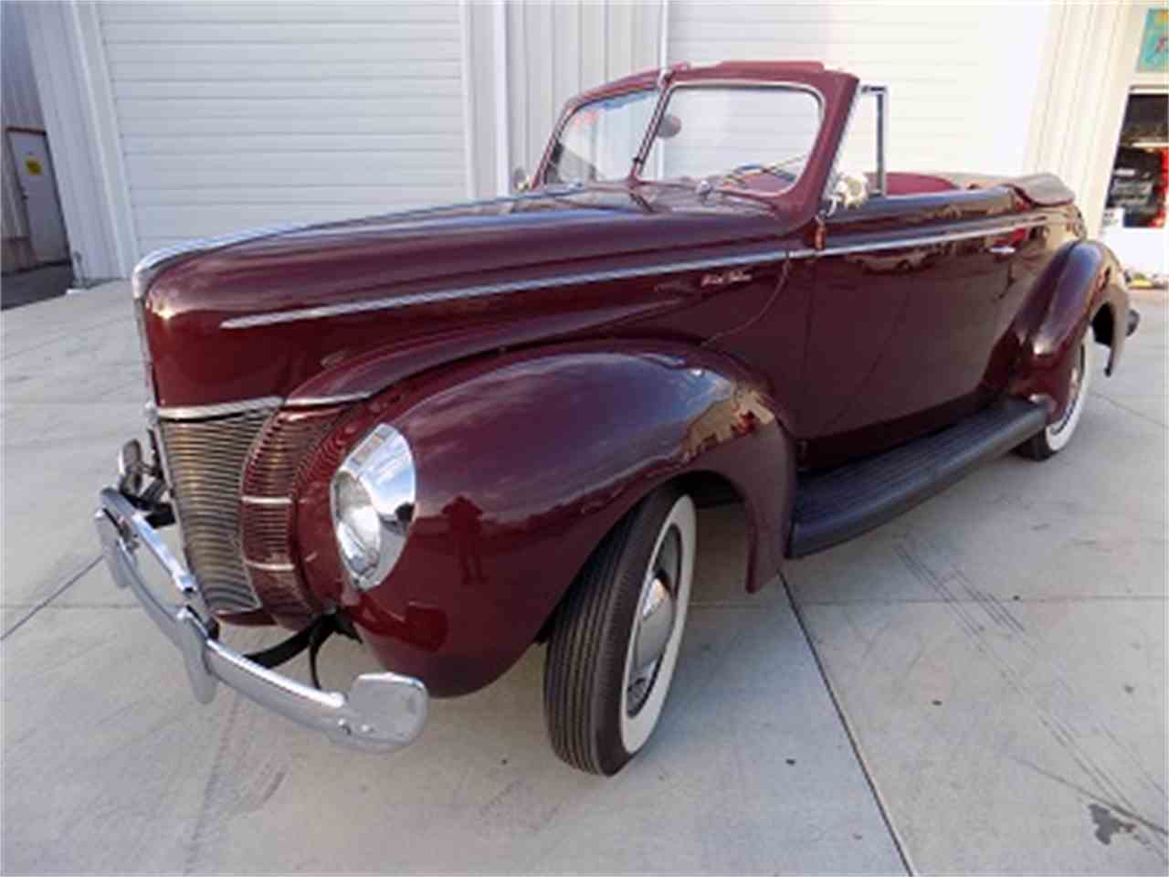 1940 Ford Club Coupe for Sale - CC-1045074