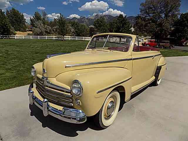 Picture of '47 Ford Deluxe Offered by Ardell Brown Classic Cars - MEDZ