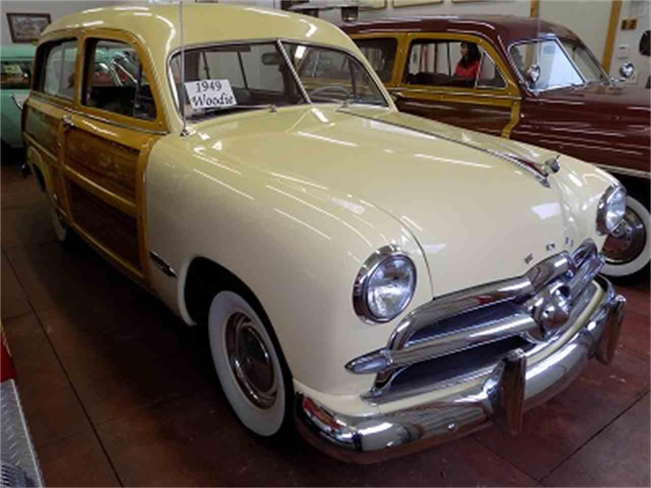 Large Picture of '49 Woody Wagon - MEE0