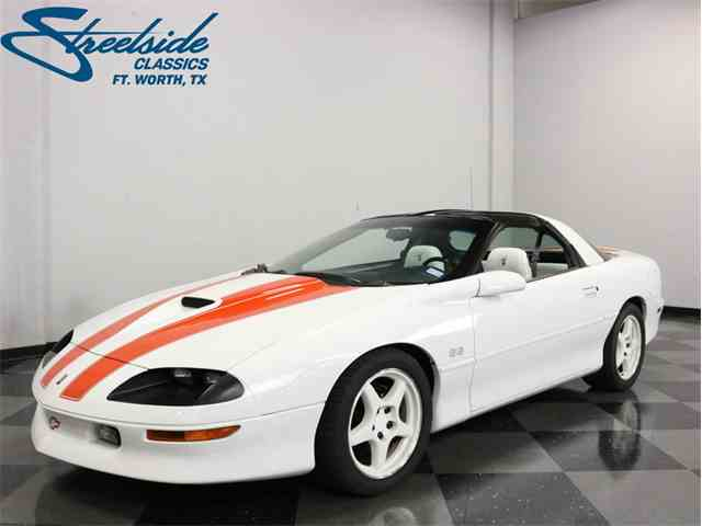 1997 Chevrolet Camaro SS 30th Anniversary SLP Edition | 1040509