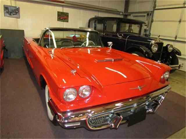 1960 Ford Thunderbird | 1045093