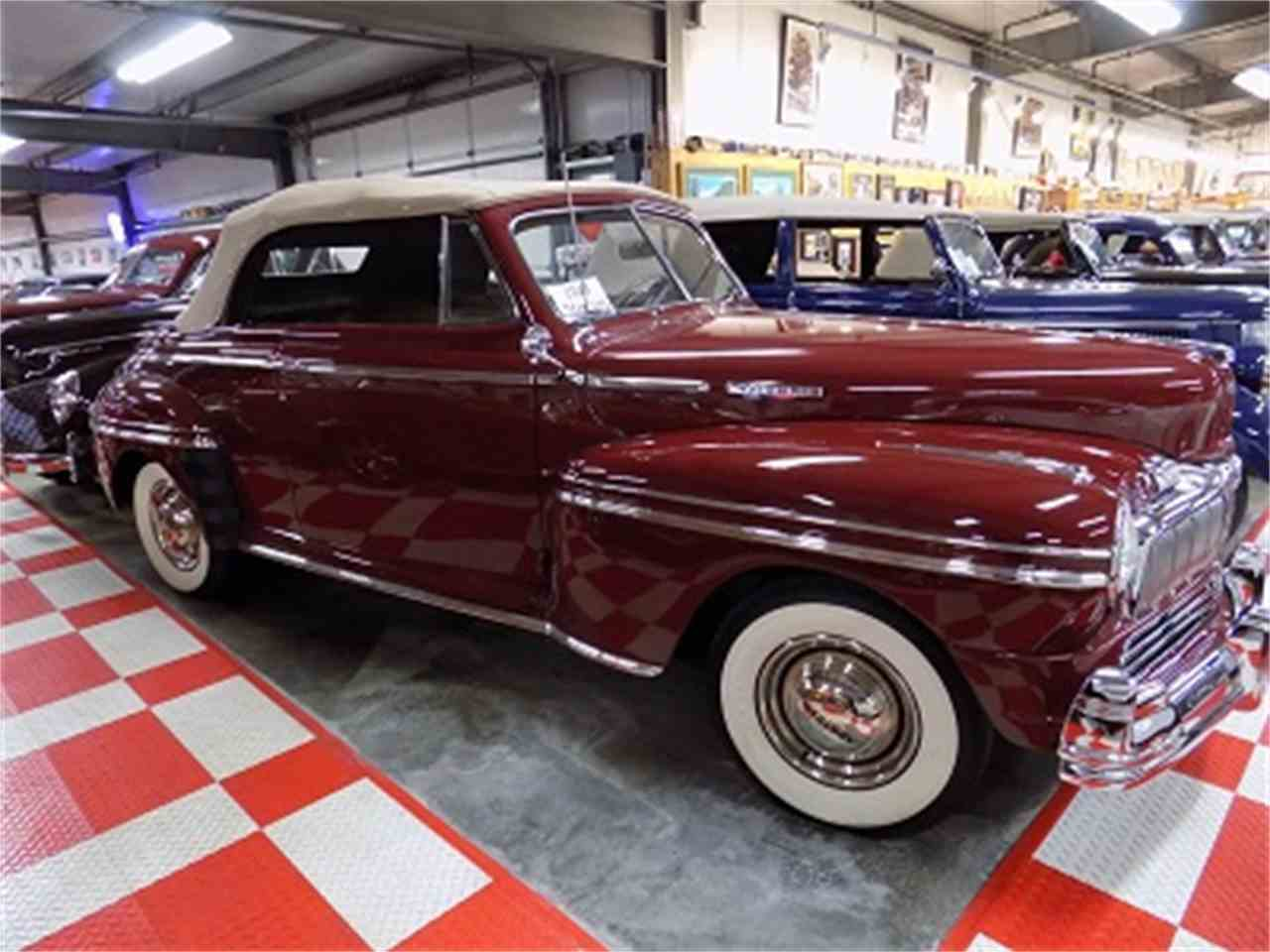 Large Picture of Classic 1948 Eight located in Midvale Utah Offered by Ardell Brown Classic Cars - MEF7