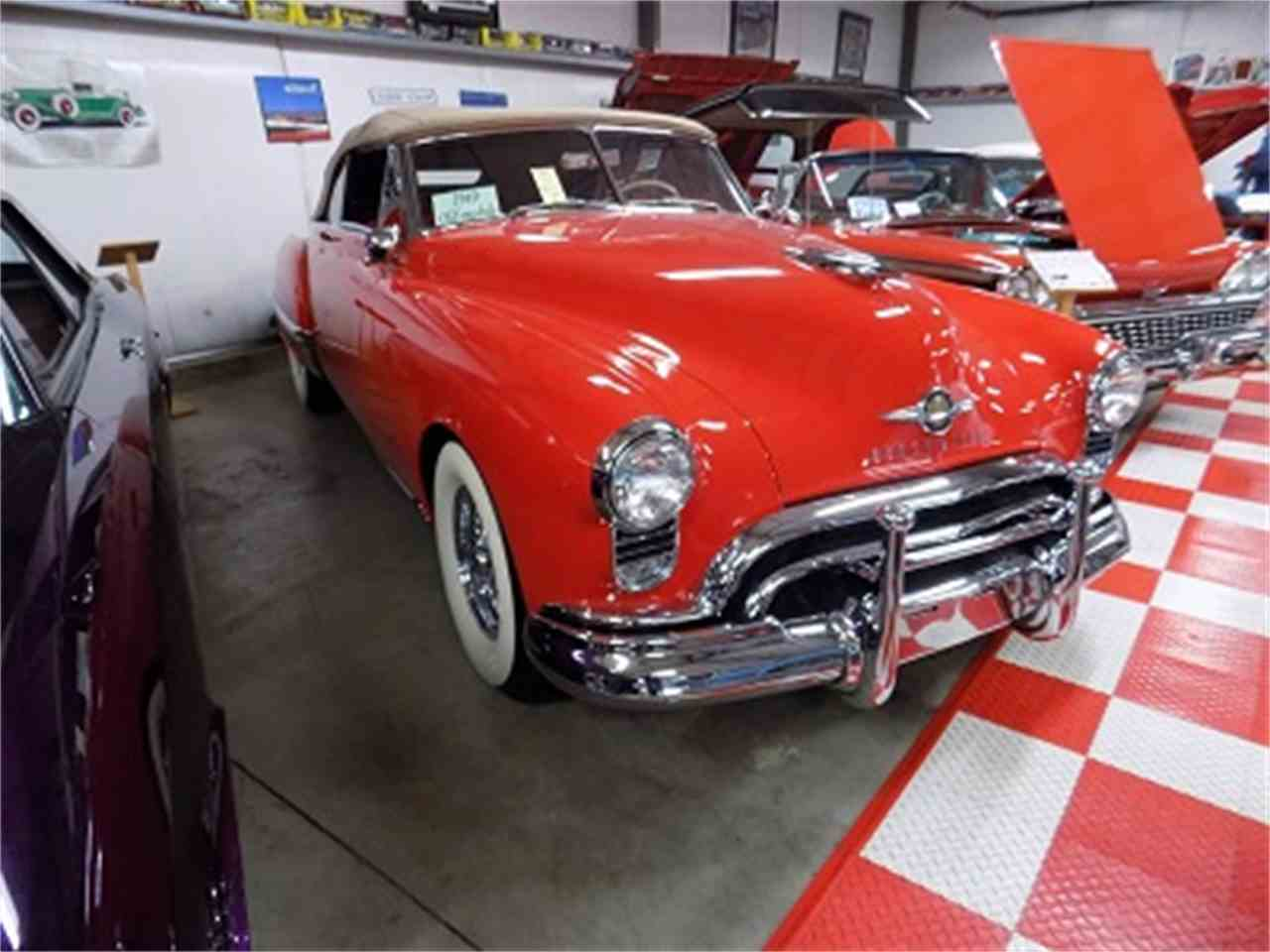 1949 Oldsmobile Futuramic 98 for Sale - CC-1045130