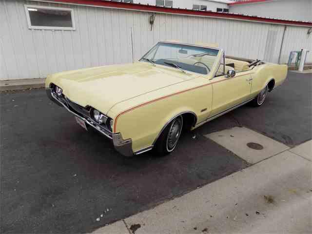 1967 Oldsmobile 442 | 1045132