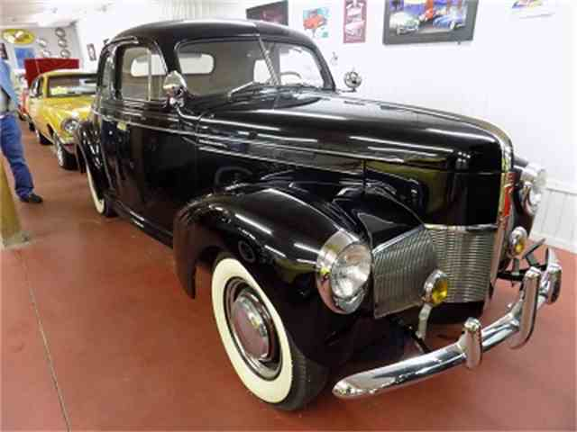 Picture of '40 Business Coupe located in Utah - $29,995.00 Offered by Ardell Brown Classic Cars - MEFR