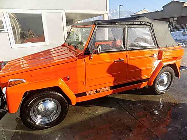 Picture of 1973 Volkswagen Thing located in Midvale Utah - $23,995.00 - MEFW