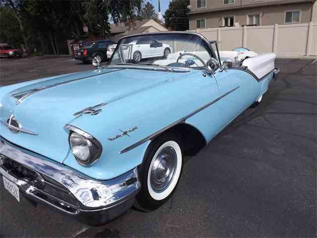 1957 Oldsmobile 98 | 1045155