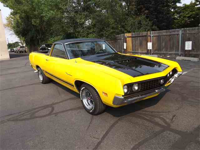Picture of 1970 Ranchero Offered by Ardell Brown Classic Cars - MEG8