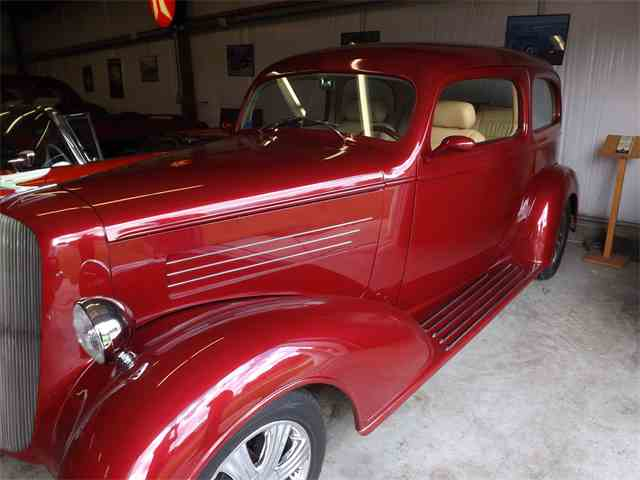 Picture of '36 Chevrolet Sedan located in Utah - $49,995.00 Offered by Ardell Brown Classic Cars - MEGD