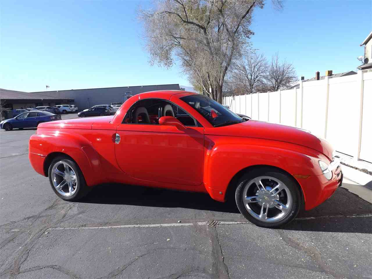 All Chevy 2006 chevrolet ssr for sale : Classic Chevrolet SSR for Sale on ClassicCars.com