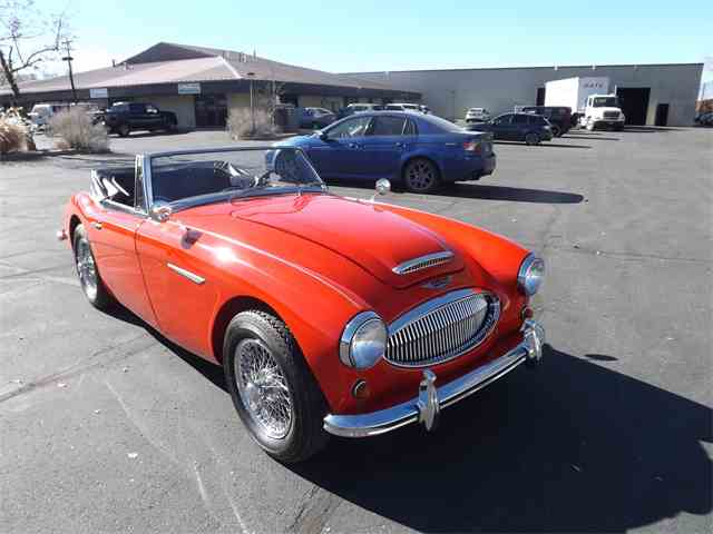 1962 Austin-Healey 3000 Mark II | 1045174