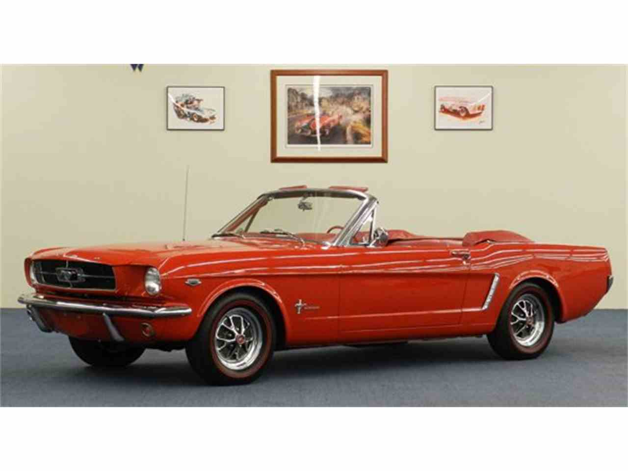 Large Picture of Classic 1965 Mustang - $75,000.00 Offered by Ardell Brown Classic Cars - MEGS
