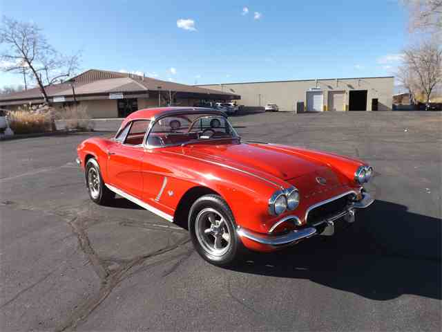 Picture of '62 Corvette - MEGT