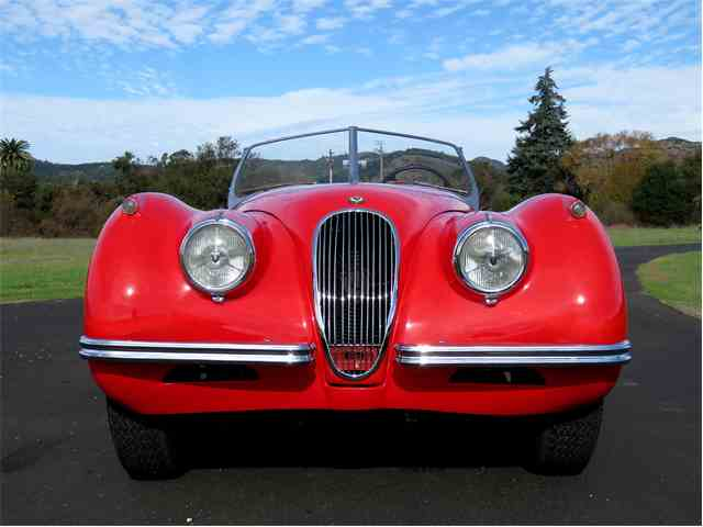 Picture of '53 XK120 - MEH1