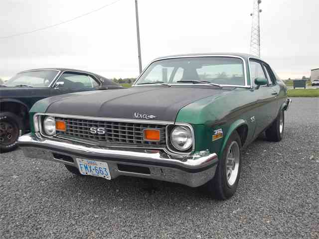 Picture of '73 Chevrolet Nova SS located in Celina OHIO - $11,500.00 Offered by Custom Rods & Muscle Cars - MEH7