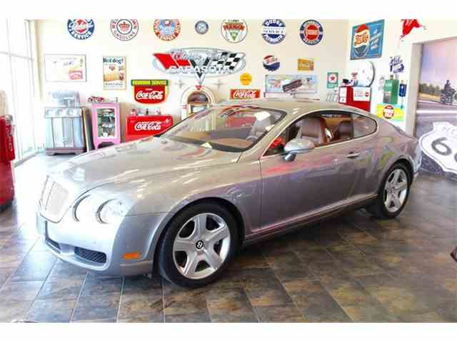 2005 Bentley Continental | 1045207