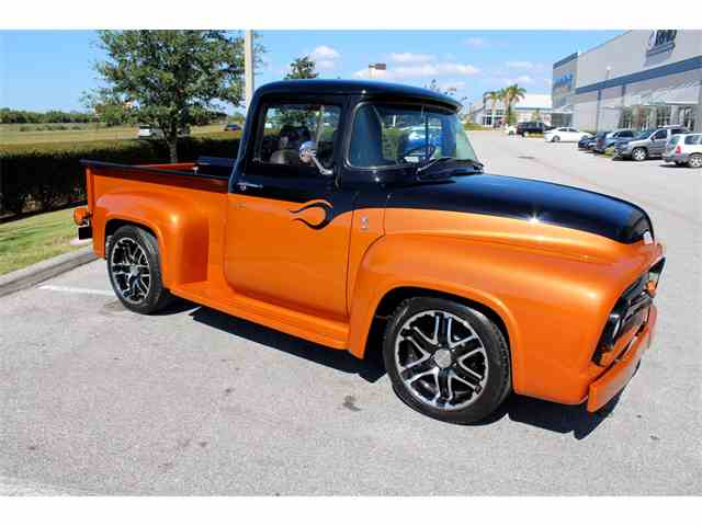 Picture of '56 F100 - MEHQ