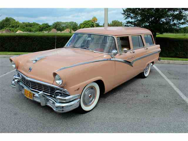 Picture of '56 Station Wagon - MEHR